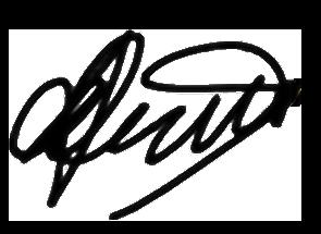 James Carlile Signature