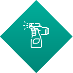 CLEANING ICON_GREEN